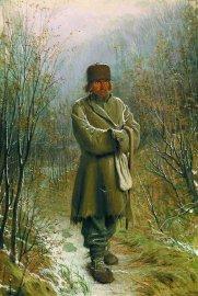 Russian-Artist-Ivan-Kramskoy-Contemplator